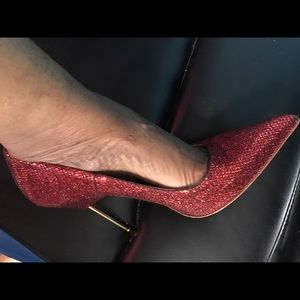 Sexy Red Pumps