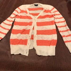 It's Our Time Sweaters - Soft, Striped cardigan