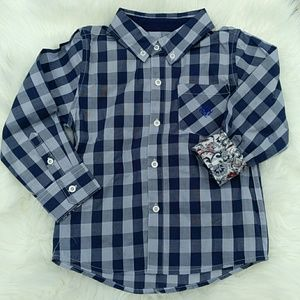 Andy & Evan Other - New no tag Andy & Evan boy's shirt size 3 T