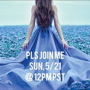 Come party with me!!! Sun 5/21 @ 12pm PST