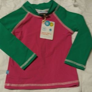 The Honest Company Other - New With Tags UPF 50 swim shirt. Baby Longsleeve