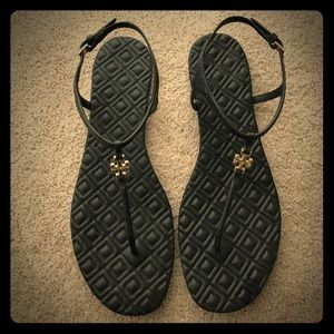 Tory Burch Shoes - Tory Burch Quilted Thong Sandal