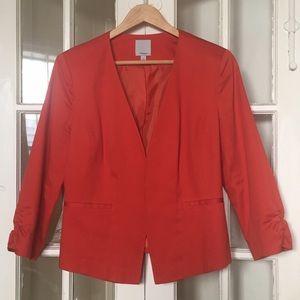 Halogen Jackets & Blazers - Orange Nordstrom Blazer