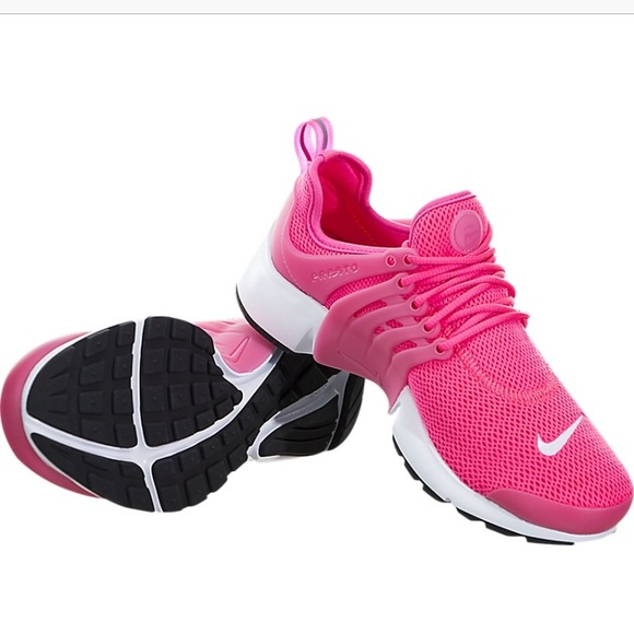 best service 7cd34 1365d HOT PINK NIKE AIR PRESTO NWT