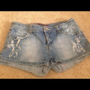 Highway Jeans Pants - ‼️Distressed jean shorts‼️