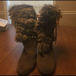 naughty monkey Shoes - Boots
