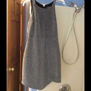 Express fitted dress