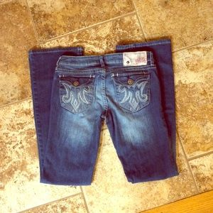 MEK Denim - MEK Jeans - Oaxaca boot cut- 28x34