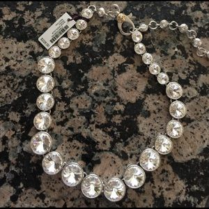 henri bendel Jewelry - Henry Bendel silver statement piece