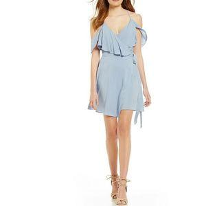 Giani Bernini Dresses & Skirts - 🎉 SALE!SALE!🎉 🆕 Gianni bini wrap flair dress