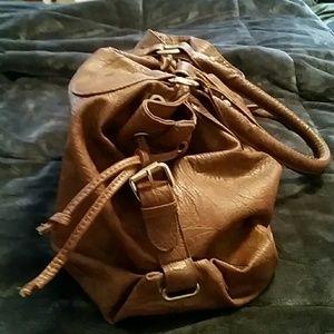 Aldo Handbags - Aldo huge brown handbag