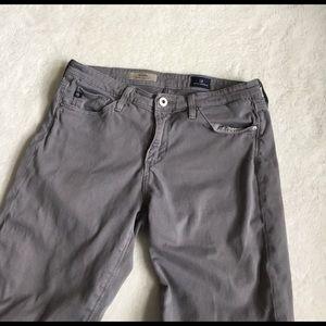 AG Adriano Goldschmied Denim - gray adriano goldschmied jeans size 27R