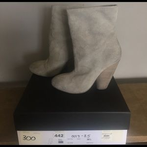 Marsell Shoes - Stunning Marsell Grey Booties 38.5