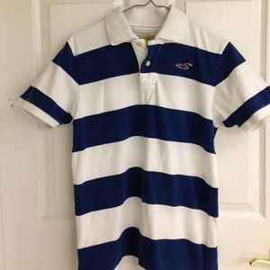 Hollister Other - Hollister Blue and White Polo
