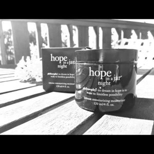 Philosophy Other - 🌹NEW🌹 Philosophy Hope in a Jar Night Moisturizer