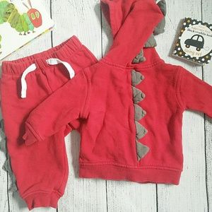 Gymboree Other - 🐊 Gymboree Dinosaur Outfit