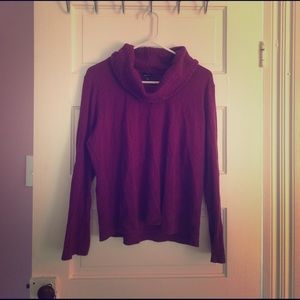 Rafaella Sweaters - Lovely purple turtle neck sweater💜