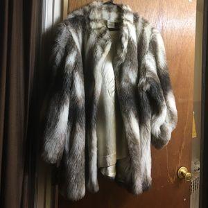 Other - Faux fur coat
