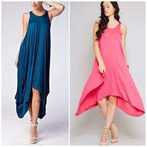 Bchic Dresses & Skirts - 🆕 Teal Sleeveless Harlem Dress