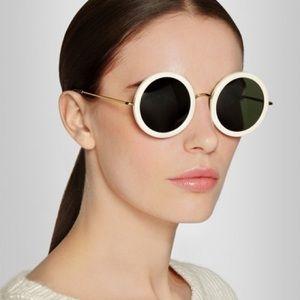 The Row Accessories - The Row x Linda Farrow Sunglasses