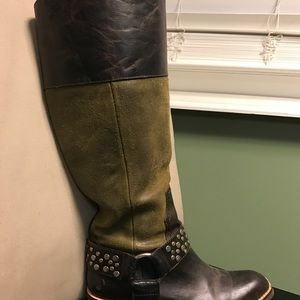 Lucchese Shoes - Lucchese Riding Boot
