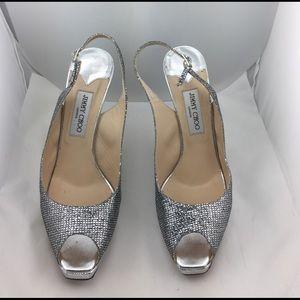 Gorgeous Jimmy Choo Platform Heels!