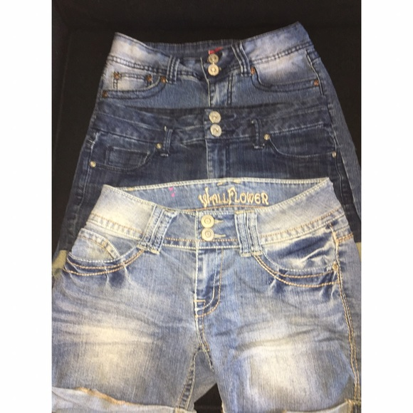 Pants - Bundle of DENIM SHORTS Sz 5