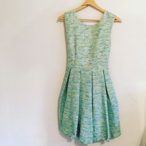 Paper Crown Dresses & Skirts - Shimmered Tweed Dress from Anthropologie