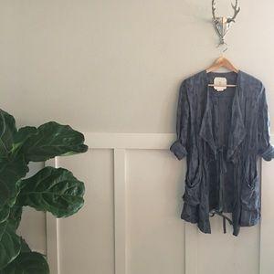 Anthropologie Jackets & Blazers - Hei Hei Melina Draped Jacket from Anthropologie