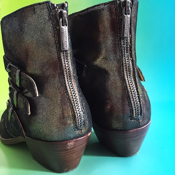 Modern Vice Shoes - Modern Vice Ankle Boot