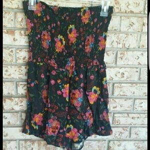 poetry clothing Other - Floral print romper