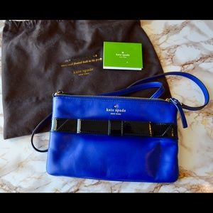 Kate Spade Mount Ivy Janelle Crossbody Purse