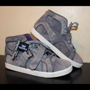 Supra Other - Supra trinity grey tie dye sneaker