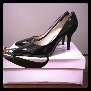 Nine West Shoes - Flash Sale⚡️Nine West black patent leather heels