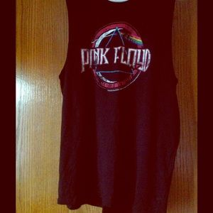 Divided Tops - Pink Floyd Muscle Tee!