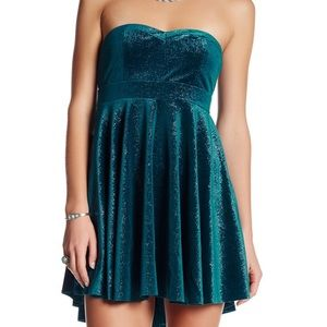 Free People Dresses & Skirts - Free People Shattered Strapless Dress