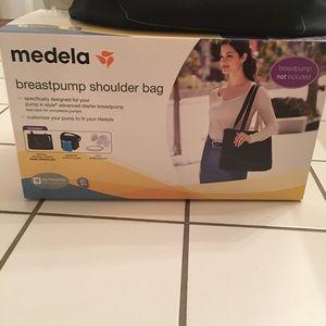 Medela Handbags - Medela Breast Pump shoulder bag BNIB
