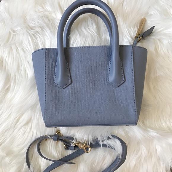 d64b5083fc7d Dagne Dover Handbags - DAGNE DOVER -Petite Tote in Light Blue