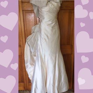 Alvina Valenta Dresses & Skirts - Alvina Valenta Couture Collection wedding gown