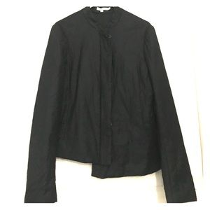 Helmut Lang Jackets & Blazers - Helmut Lang Black Padded Bomber Jacket