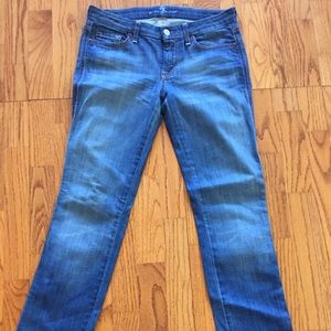 7 for all mankind size 26 Kate jeans