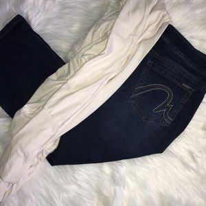 Melissa McCarthy Denim - Melissa McCarthy Seven7 jeans