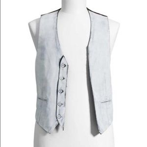 Maison Martin Margiela for H&M Other - H&M X MAISON MARTIN MARGIELA PAINTED WAISTCOAT