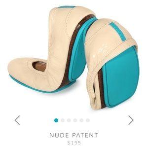 Size 9 nude parent Tieks - authentic!