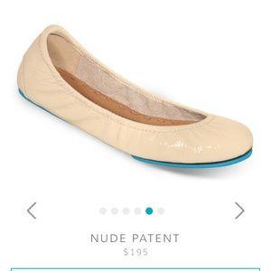 Tieks Shoes - Size 9 nude parent Tieks - authentic!