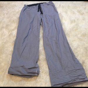 Gilly Hicks Other - Gilly Hicks sleep pants sz M women's