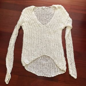 Helmut Lang Sweaters - NWOT Helmut Lang for Intermix knit v neck sweater