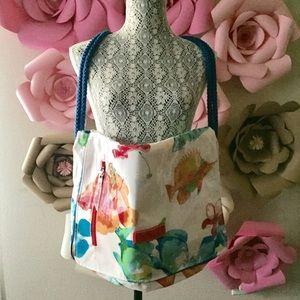 United Colors Of Benetton Handbags - United Colors of Benetton tropical beach Bag