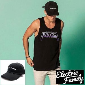 Electric Family Other - 🆕 PEACE IS DOPE dad hat