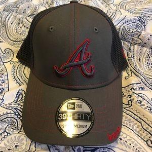 New Era Other - ⭐️reduced⭐️ New Era Atlanta Braves hat